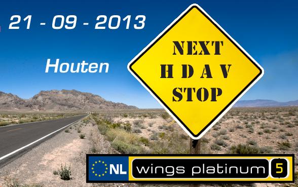 HDAV Roadshow NL datum